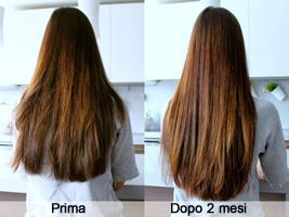 I capelli in media quanto crescono
